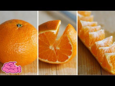 5个你一直用错方法来吃的水果