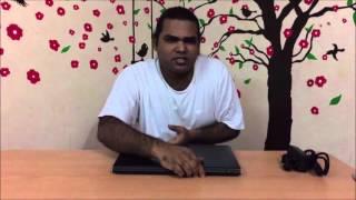Lenovo z51-70 (Windows 10) laptop unboxing