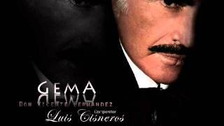 Gema -  Don Vicente Fernandez (Bolero de Luis Cisneros)