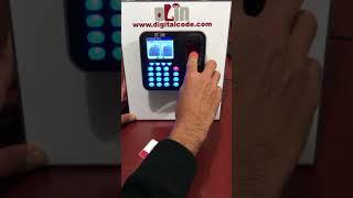 Reloj Biométrico OLIN 5-Huella digital en MIFARE