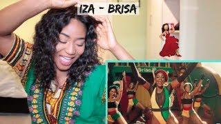 Baixar IZA - Brisa (Clipe Oficial)   REACTION