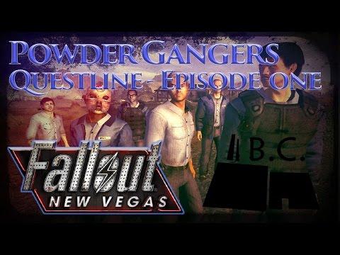 Fallout: New Vegas - Bonus Walkthrough - Powder Gangers Questline, Episode One