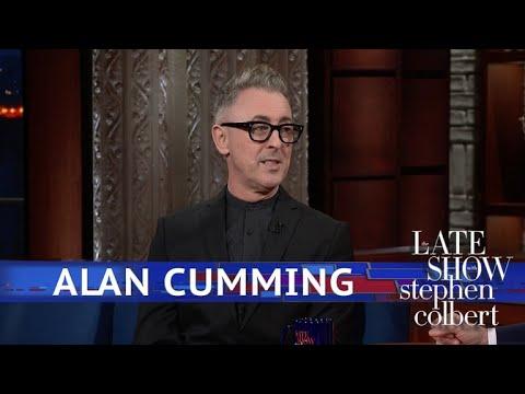 Alan Cumming Performs 'Instinct: The Musical'