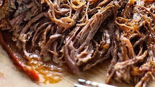 Crock Pot Recipe - Pulled Moose