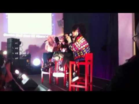 2013 Mixer Magnets UK ~ Going Nowhere acoustic