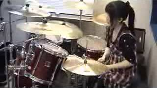Drumcover By Fumie Abe Arch Enemy) Enemy Within