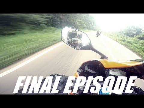 Kalimantan Bike Week [Final Part] - PENAMPAKAN CURHATAN & MUSIBAH
