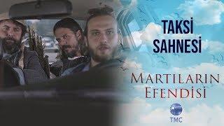 Martıların Efendisi - Taksi Sahnesi (Sinemalarda)