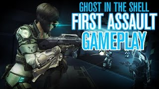 Ghost in the Shell : First Assault - Gameplay ►1080p HD/60 FPS