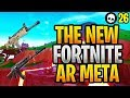 The NEW Assault Rifle Meta In Fortnite! (Fortnite Assault Rifle Tips - Season 8)