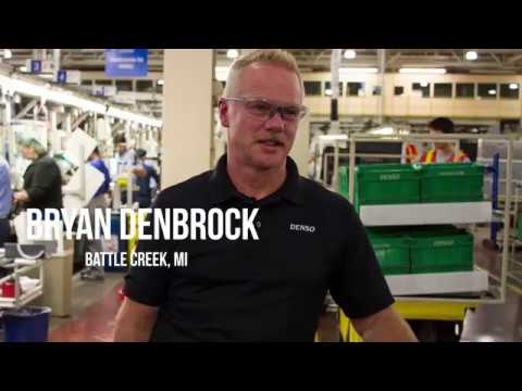 Working At DENSO In Battle Creek, MI - Manufacturing Careers