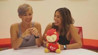 Getting to know Kelly Latimer and Barbara Latimer: Sport Singapore ambassadors