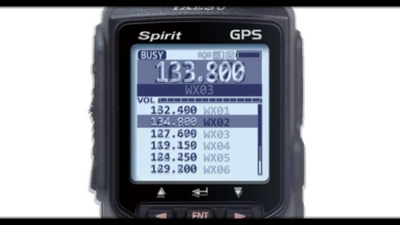 ccdfef99ff8 Yaesu FTA-750L NAV-COM Aviation Transceiver with GPS - YouTube