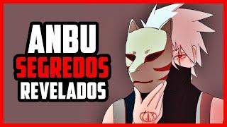 ANBU: 10 MISTÉRIOS FINALMENTE EXPLICADOS!   #NARUTO