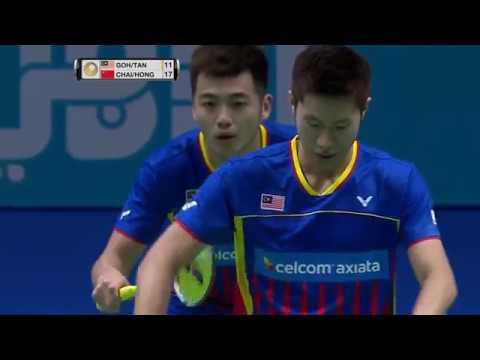 dubai badminton 2017 live man single
