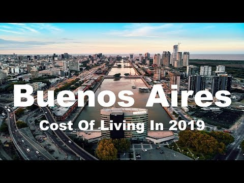 Cost Of Living In Buenos Aires, Argentina In 2019, Rank 353rd In The World