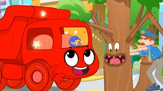 My Living Trees + More Adventures   Kids Cartoons   Mila and Morphle - Cartoons and Songs