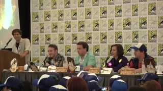 Gravity Falls 2013 Comic Con Panel [Complete Version]