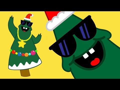 Christmas Tree Song  ( Dancing Christmas Tree )