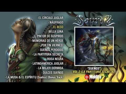 """SAUROM """"Sueños"""" (Álbum completo, La Partitura Secreta) parte 2"""