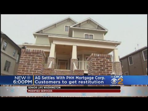 Customers To Get Restitution After AG Settles With PHH Mortgage Corp.
