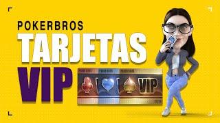 PokerBros / ¿Que pueden hacer las tarjetas VIP?