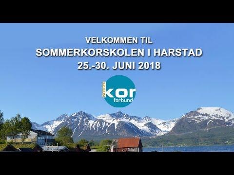 Sommerkorskolen 2018 Harstad -Norges Korforbund