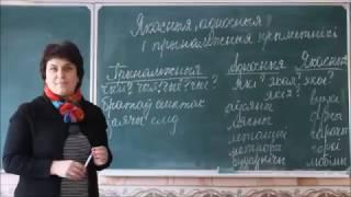 Беларуская мова   Якасныя, адносныя, прыналежныя прыметнікі