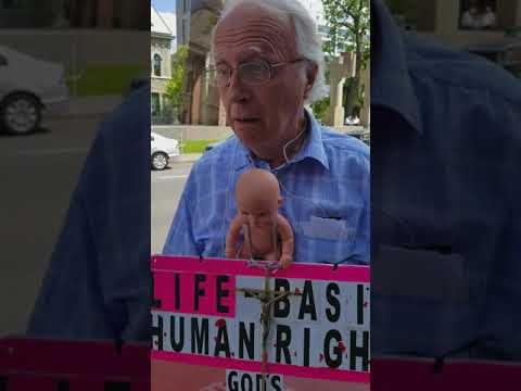 Cyril Winter interviewed about National Human Rights Monument in Ottawa on August 30  2017