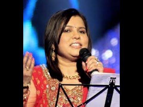 Sadhana Sargam sings Hey Sadguru Dayal Abhayankar in Dayal Bhajananjali