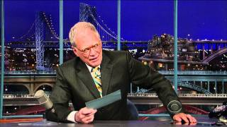 "Britney Spears ""Top 10 List"" on David Letterman Show (2009) 10…"