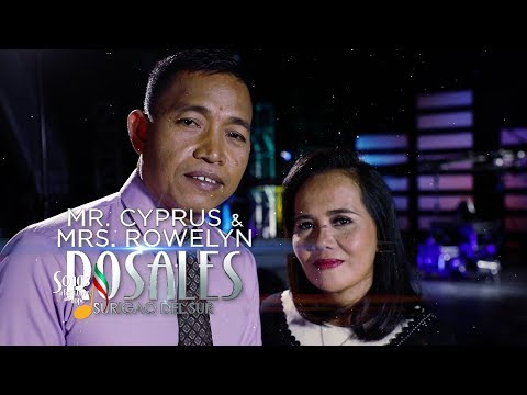 Mr. Cyprus and Mrs. Rowelyn Rosales | Semi-finals