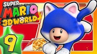 SUPER MARIO 3D WORLD 🐱 Part 9: Grassteppe, Bob-Omb-Keller & Mc Donald's Müll
