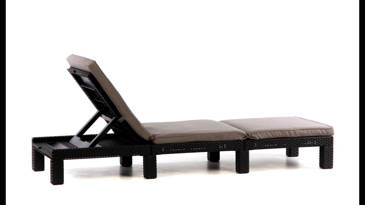 bain de soleil resine tressee allibert  styles de meubles