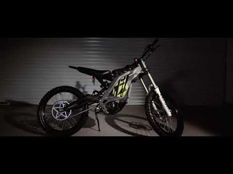Sur-Ron 2019 LB X-Series Dual Sport Electric Dirt Bike
