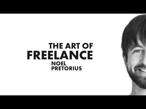 The Art of Freelance | Noel Pretorius