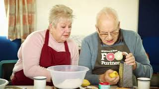 Dementia-friendly cookery & gardening groups
