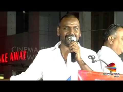 Vijay Birthday : Raghava Lawrence Wishing Ilaya Thalapathy At Grand Event