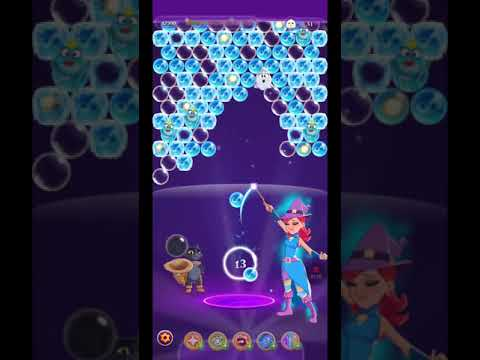 Bubble Witch 3 Saga Level 1416 ~ NO BOOSTERS