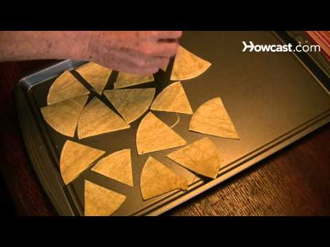 How to Make Tortilla Chips