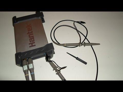 Hantek 6022BE USB-Oszilloskop Vorstellung