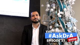 The #AskDrA Show |  Episode 25 | E-cigarettes, Binders, Losing Sizes But Not Pounds