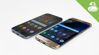 samsung Galaxy S7 & S7 Edge - обзор смартфонов