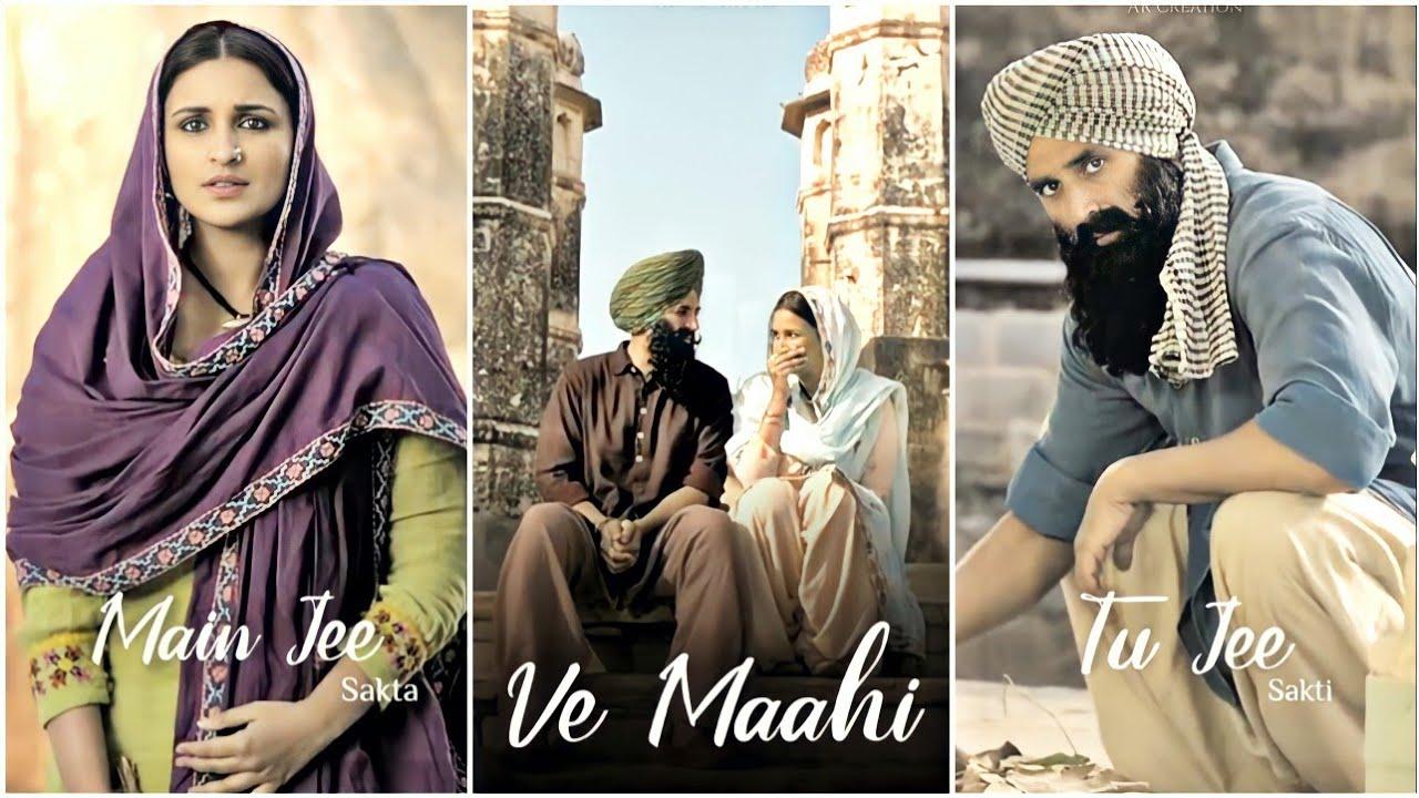 Kya Tere Bajo Mera Fullscreen Whatsapp Status   Ve Maahi Status   Arijit Singh Song   Love Status