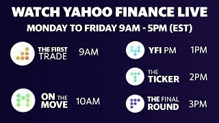 LIVE market coverage: Monday, January 27 Yahoo Finance
