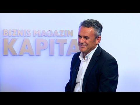 Kapital TV1 – Gost Rajko Zelenika, predsjednik uprave Globtour Međugorje i Croatia bus Zagreb