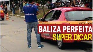 BALIZA SEM PERDER PONTO, PERFEITA