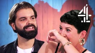 Blind Date in Italy Turns Out to Be Her Friend?! | First Dates Hotel