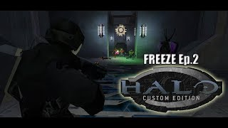 Halo CE: FREEZE - (Sp map)  Ep.2