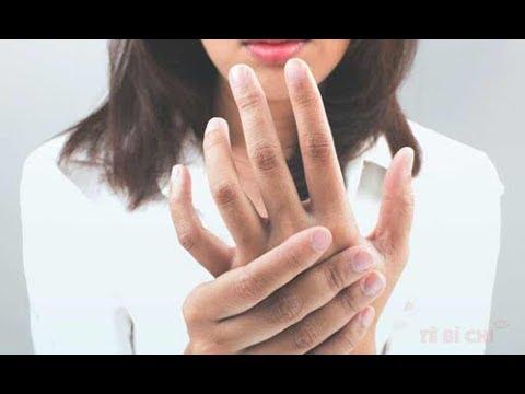 Tê Bàn Tay Tê Ngón Tay Và Cách Chữa Trị Cực Kỳ Hiệu Quả